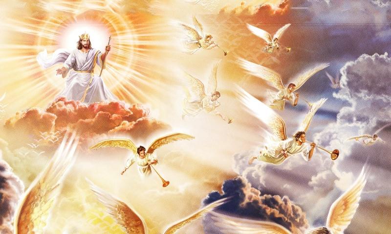 Célébration de tous les saints